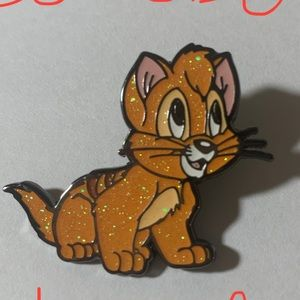 Loungefly Oliver and Company Chaser Pin